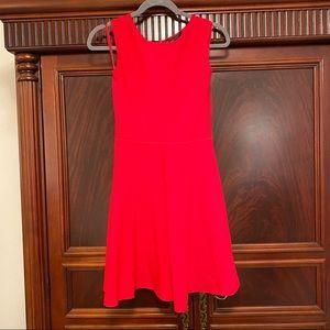 BCBG Gali Sleeveless A-line Dress